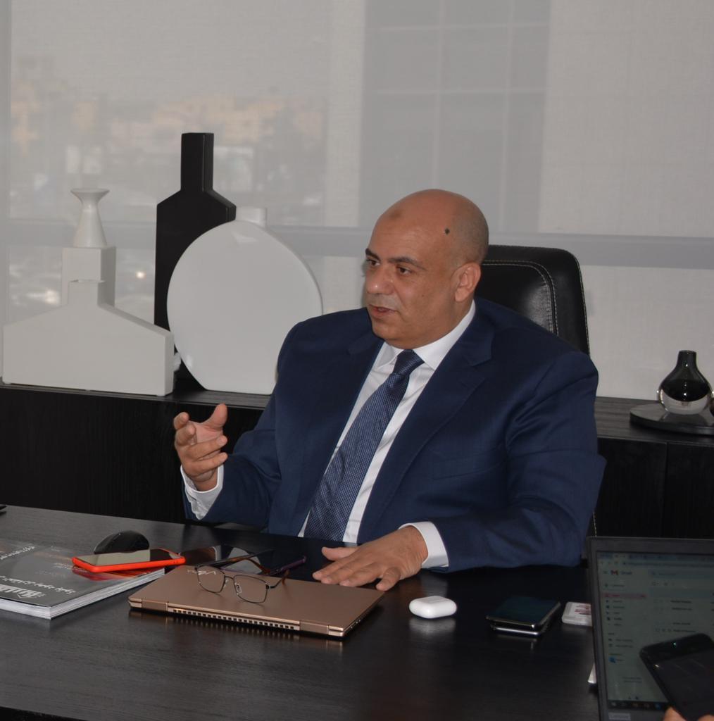 Abdelrahman Agamy, CEO of Diamond Group and Sky AD Developments