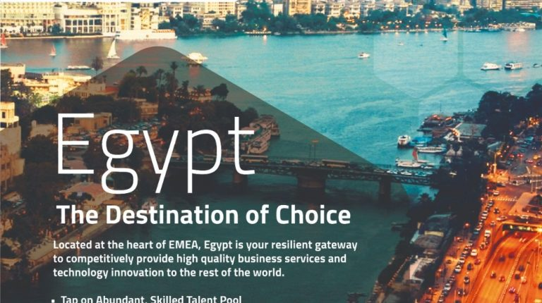Egypt retains top MEA region spot in 2021 Kearney Global Services Location Index
