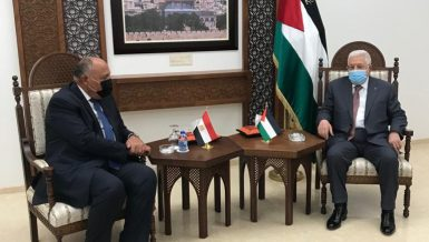 Egypt, Jordan, Palestine assert need for comprehensive peace in Middle East