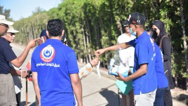 Egypt Health Ministry awareness teams reached 17,000 in Suez