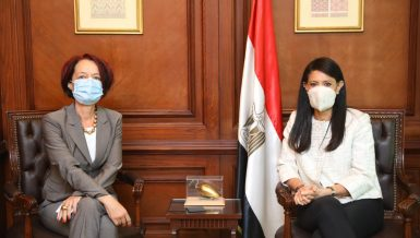 Egypt, WFP discuss development cooperation in agricultural, rural development