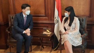 Egypt, South Korea discuss financing for various development projects