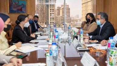 Egypt's Tourism, Environment Ministers discuss ecotourism, Green Star brand