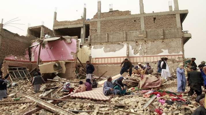 Egypt condemns explosion near school in western Kabul