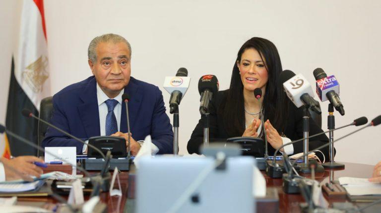 Development cooperation portfolio in Egypt's supply sector records $128.8m: Al-Mashat