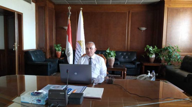 Egypt's Irrigation Minister reviews water situation during maximum needs period