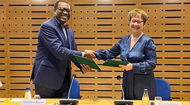 AfDB, EBRD partner to promote sustainable private sector development in Africa