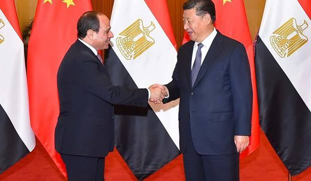 Chinese celebrates 65th anniversary of diplomatic relations with Egypt