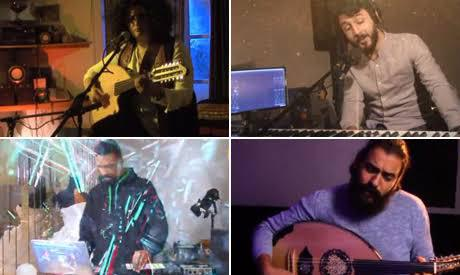 Egypt's 'Platform' website to organise new online concerts season