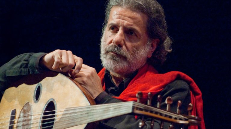 Renowned Lebanese musician Marcel Khalife shows solidarity with Palestinians