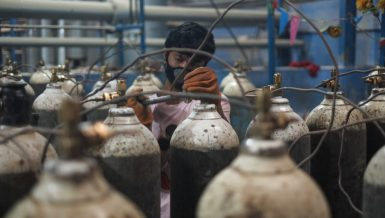 After India: The countries on the brink of another COVID-19 oxygen crisis