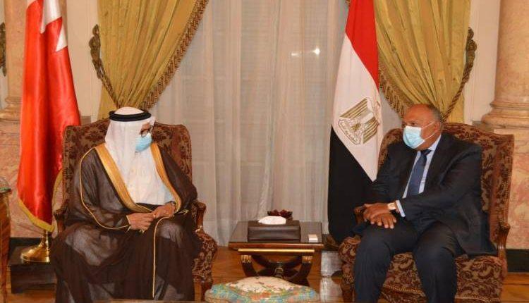 Egypt, Bahrain discuss latest developments in Palestine