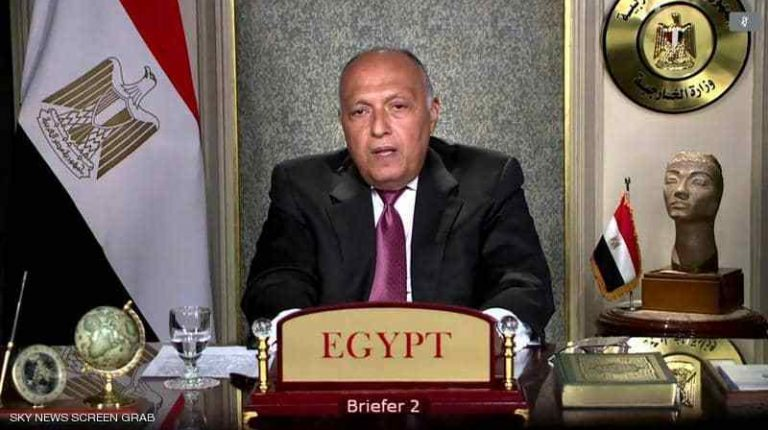 Shoukry accuses Ethiopia of obstructing efforts to reach GERD agreement