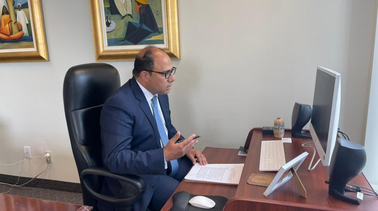 Ottawa University holds lecture on determinants of Egypt's national security
