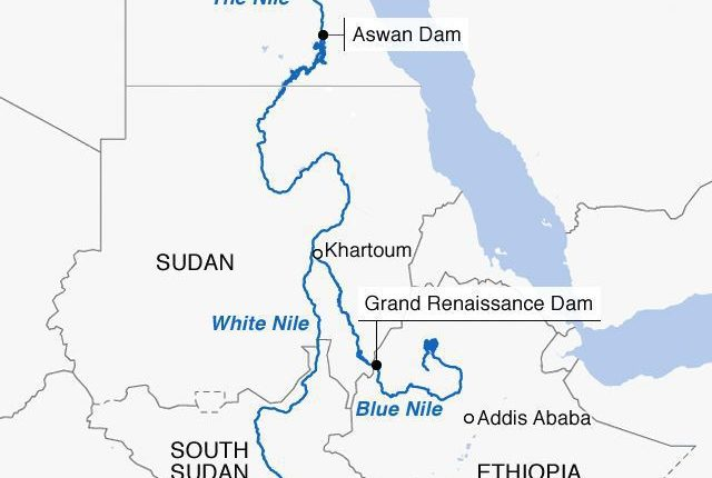 Researchers warn of Ethiopian dam's impacts on Egypt's agriculture, economy