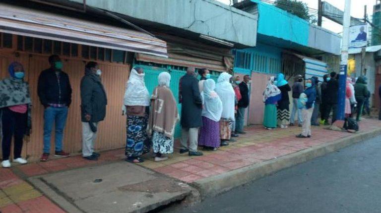 Ballots open in Ethiopia's legislative elections