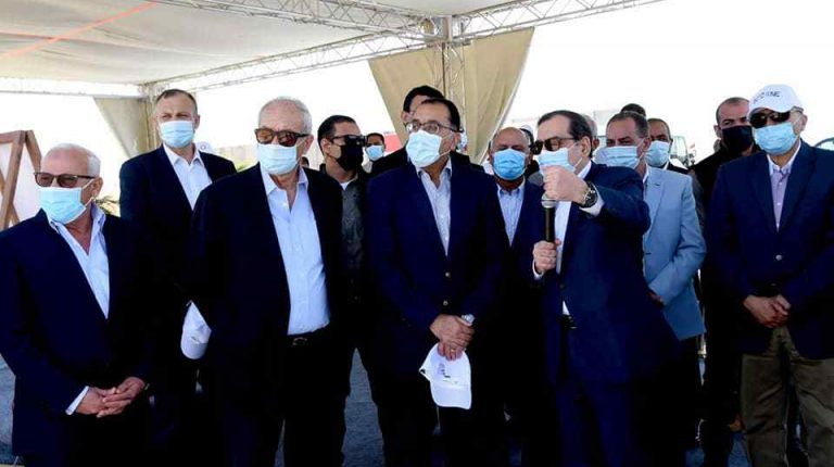 Egypt's Madbouly lays foundation for 1st petrochemical complex in SCZone