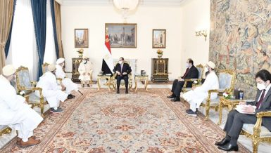 Al-Sisi highlights Egypt's historic relations with Dawoodi Bohra sect