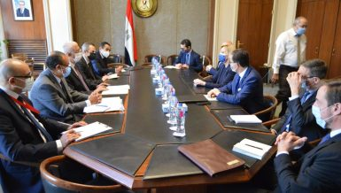 Egypt, France discuss boosting bilateral relations