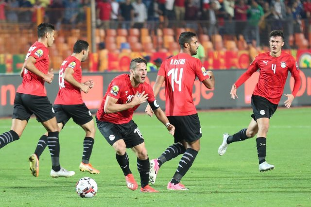 Egypt's Olympic national football team starts pre-Tokyo camp
