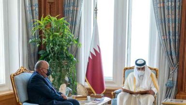 Egypt, Qatar agree on continuing consultations to advance bilateral relations