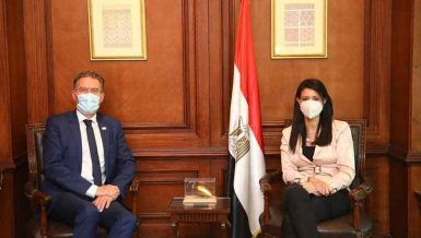 Egypt, UNFPA discuss boosting cooperation towards achieving Vision 2030