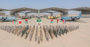 Egypt, Saudi Arabia conduct joint air force training 'Tuwaiq-2'