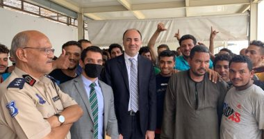 90 Egyptian illegal migrants in Libya return home