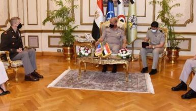 Egypt, US discuss enhancing military cooperation