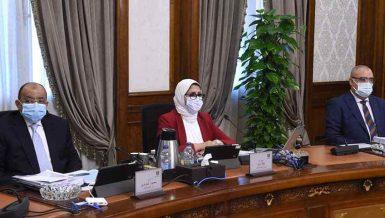 Egypt's Health Minister reviews precautionary measures during Cairo Book Fair