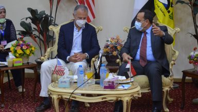 America committed to helping Egypt achieve peace, stability in North Sinai: US Ambassador