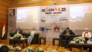 Egypt's Environment Minister inaugurates 'Sustainable Construction' conference