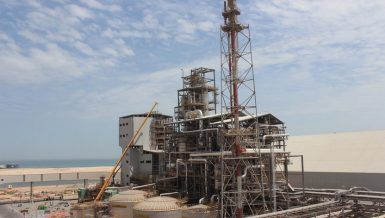 Abu Qir Fertilizers to establish methanol, ammonia complex in SCZone
