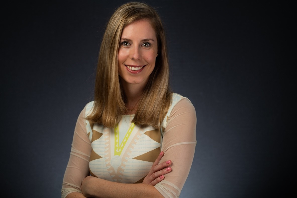 Selina Bieber, the Senior Regional Director for GoDaddy in the Middle East and North Africa (MENA) region