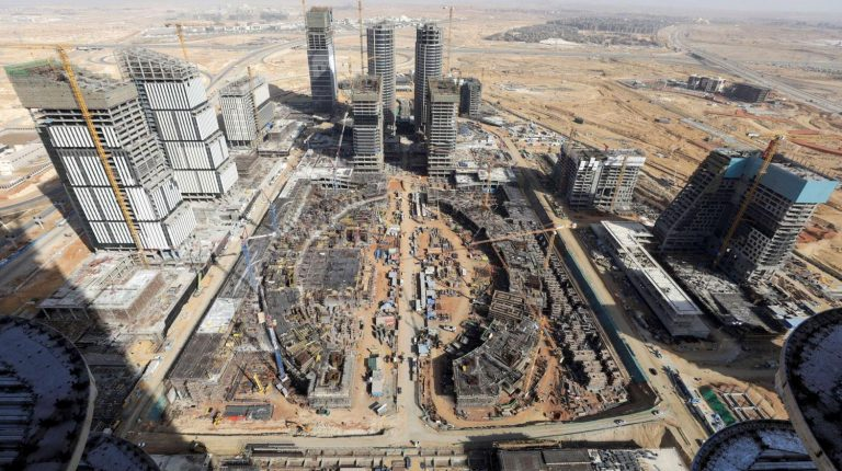 Egypt's New Administrative Capital contributes to economic growth: Report