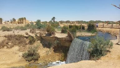 Egypt's Environment Minister launches 3rd phase of project monitoring Fayoum natural resources