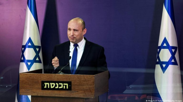 New Israeli government ends Netanyahu's 12-year rule