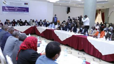 Negotiations resume between South Sudan government, People's Liberation Movement