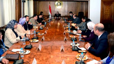 Egypt keen to improve industrial services, eliminate land hoarding: Trade Minister
