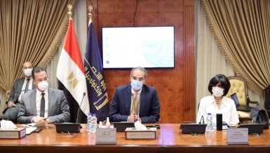 Egyptian government follows up on digital transformation projects