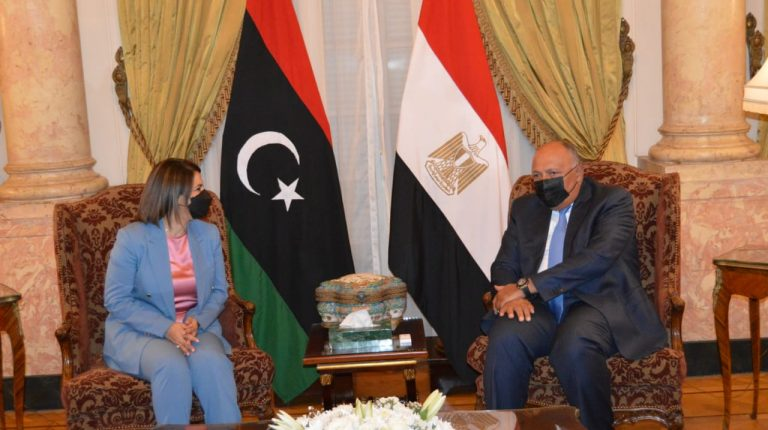 Egypt, Libya discuss preparations for December elections