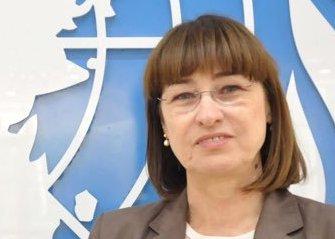 Elena Panova, United Nations Resident Coordinator in Egypt.