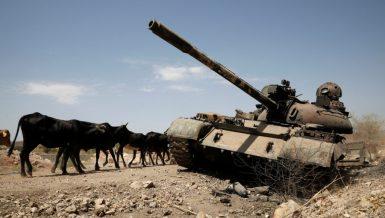 airstrikes on Ethiopia's Tigray
