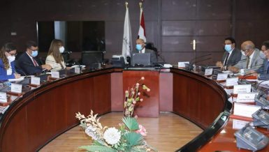 Egypt, EBRD discuss executive position of joint transportation projects