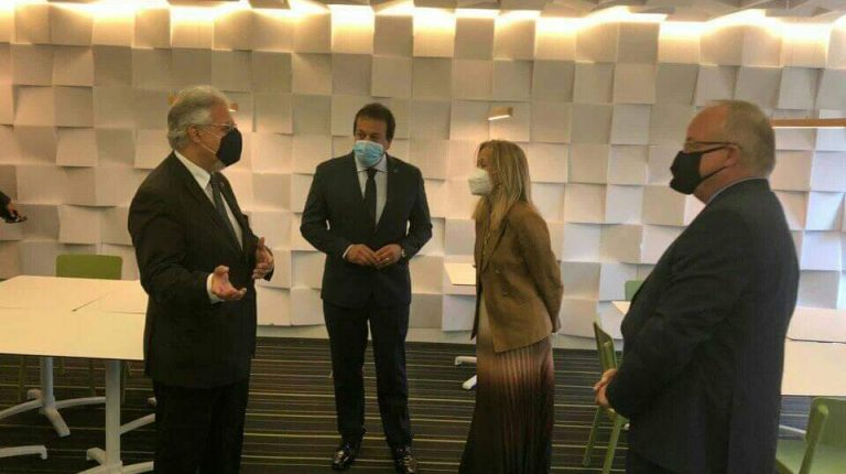 Egypt, Portugal discuss ways to enhance cooperation between universities