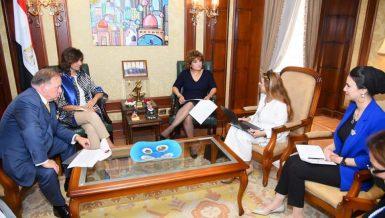 Top US adviser participates in Egypt's 'Decent Life' initiative