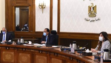 Egypt's Cabinet reviews Central Bank initiatives to support economic sectors