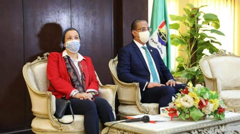 Egypt's Environment Minister inaugurates waste-into-energy plant in Fayoum