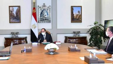 Egypt's Al-Sisi asserts need to develop, manage religious endowment money