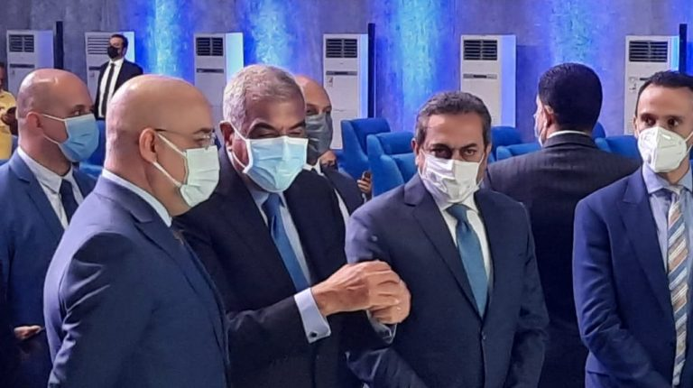 Egypt's Housing Minister, TMG chief lay foundation for Noor City in Capital Gardens